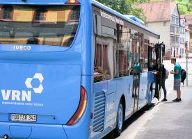 Die Verkehrsgesellschaft gibt Tipps für eine sichere Busfahrt. Foto: Stadt Wertheim