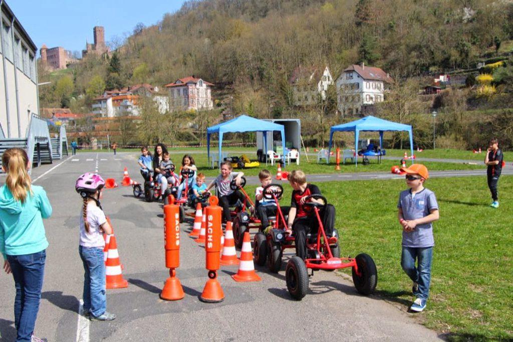 Die Stadt Wertheim bietet wieder eine Ferienbetreuung für Schulkinder an. Foto: Stadt Wertheim