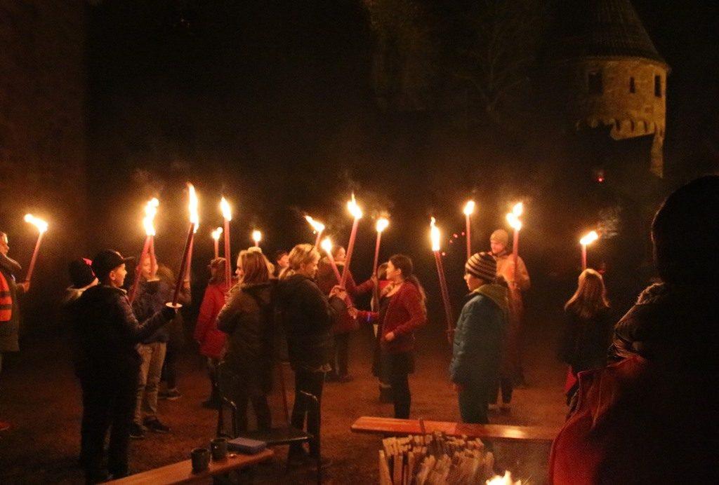 Zum Start in die Herbstferien organisiert die kommunale Jugendarbeit eine Burggruselnacht. Foto: Stadt Wertheim