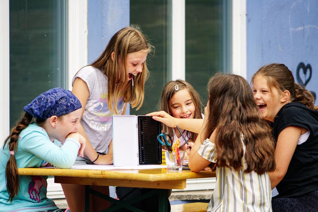 Spiel und Spaß bietet die Ferienbetreuung in den Sommerferien. Foto: Stadt Wertheim